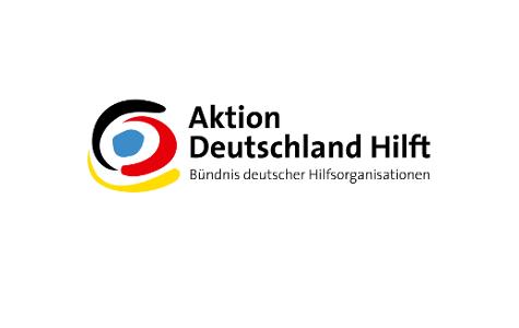 Logo Aktion Deutschland Hilft
