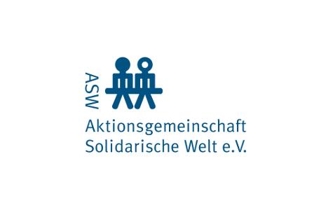 Logo ASW Aktion Solidarische Welt e.V: