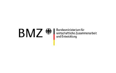 Logo BMZ Bundesministerium für wirtschaftliche Zusammenarbeit und Entwicklung