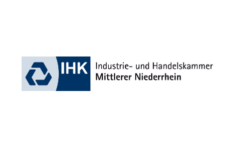 Logo IHK Mittlerer Niederrhein