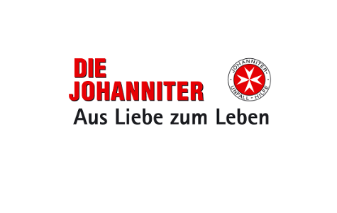 Logo Johanniter-Unfall-Hilfe. Aus Liebe zum Leben