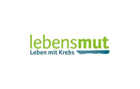 Logo lebensmut - Leben mit Krebs