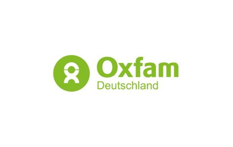 Logo Oxfam Deutschland