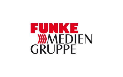 Logo WAZ Funke Mediengruppe