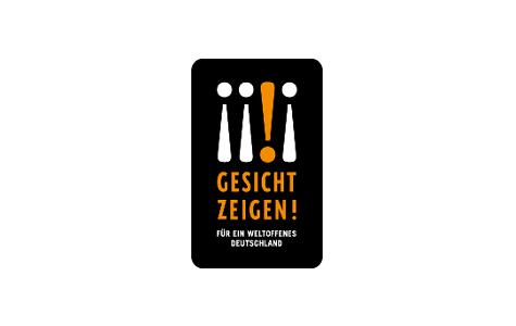 Logo Gesicht Zeigen! Für ein weltoffenes Deutschland