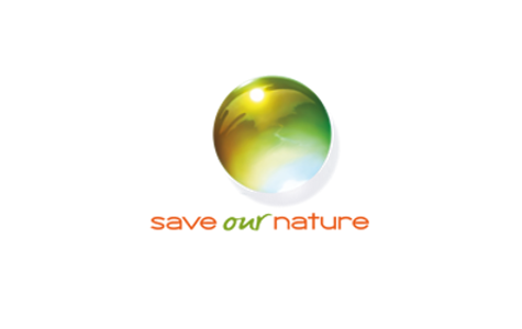 Logo save our nature foundation