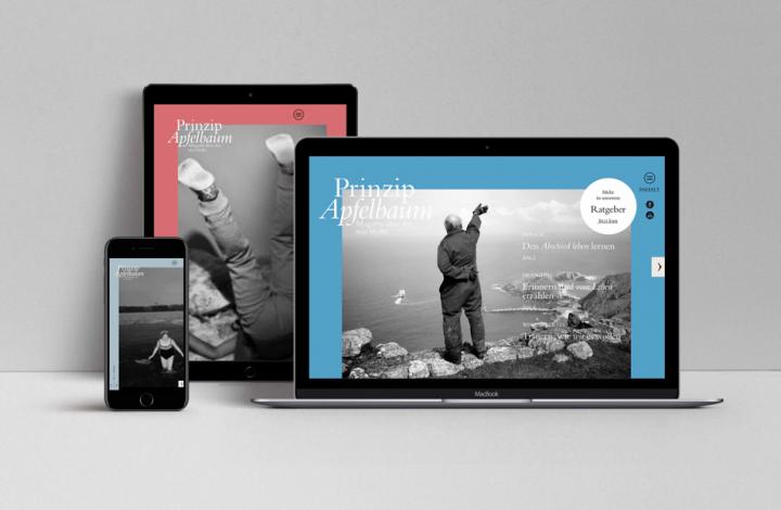 Cover des Online-Magazins